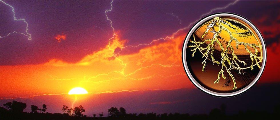 gold storm banner